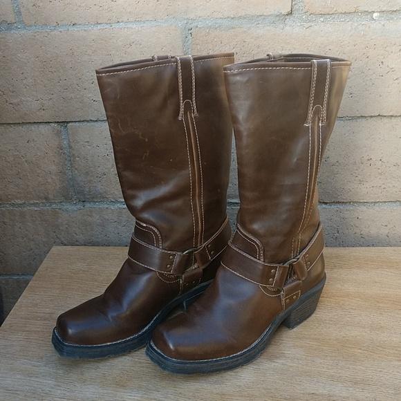 Arizona Jean Company Shoes | Harness Boots | Poshmark